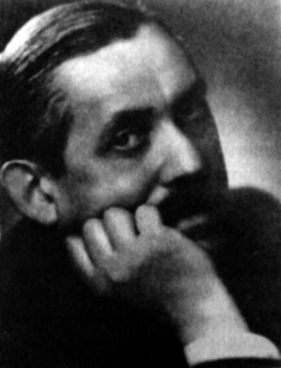 Aleksander Chwat - pisarz - futurysta, poeta, tłumacz