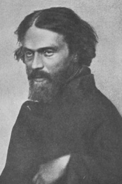Cyprian Ksawery Gerard Walenty Norwid - poeta, prozaik, dramatopisarz, eseista, grafik, rzeźbiarz, malarz, filozof