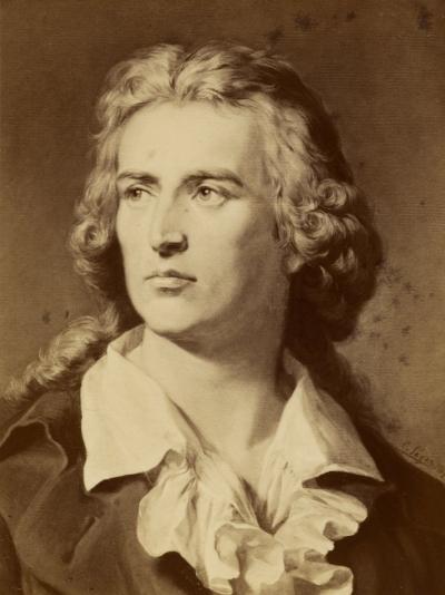 Johann Christoph Friedrich von Schiller - poeta, filozof, historyk, estetyk, teoretyk teatru, dramaturg