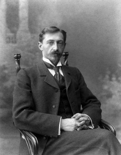 Iwan Aleksiejewicz Bunin - poeta, nowelista