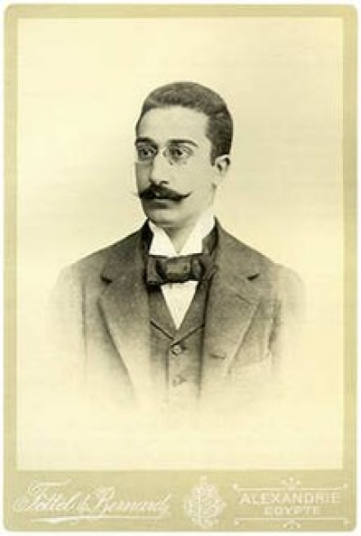 Konstandinos Petru Kawafis - poeta