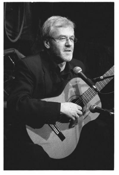 Leszek Wójtowicz - poeta, pieśniarz, kompozytor, gitarzysta