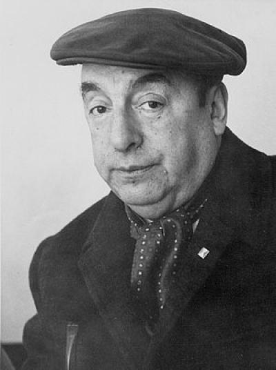 Pablo Neruda - Ricardo Eliecer Neftalí Reyes Besualto - poeta