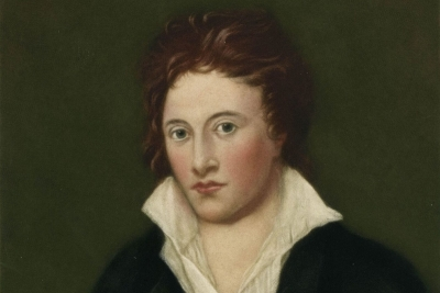 Percy Bysshe Shelley - poeta, dramaturg