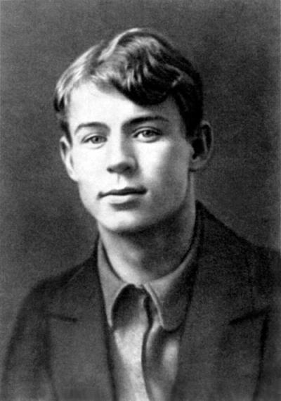 Sergiusz Jesienin - poeta