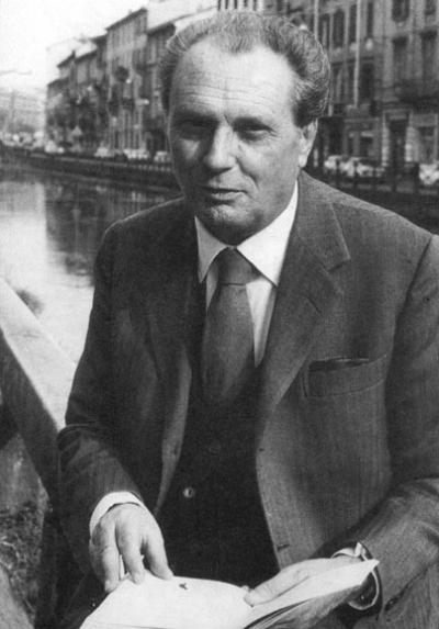 Vittorio Sereni - poeta, pisarz, tłumacz