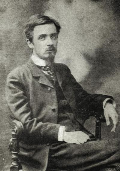 Wincenty Korab-Brzozowski - poeta, pisarz