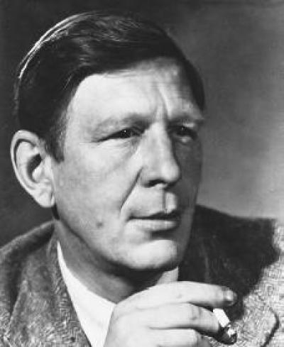 Wystan Hugh Auden - poeta, pisarz